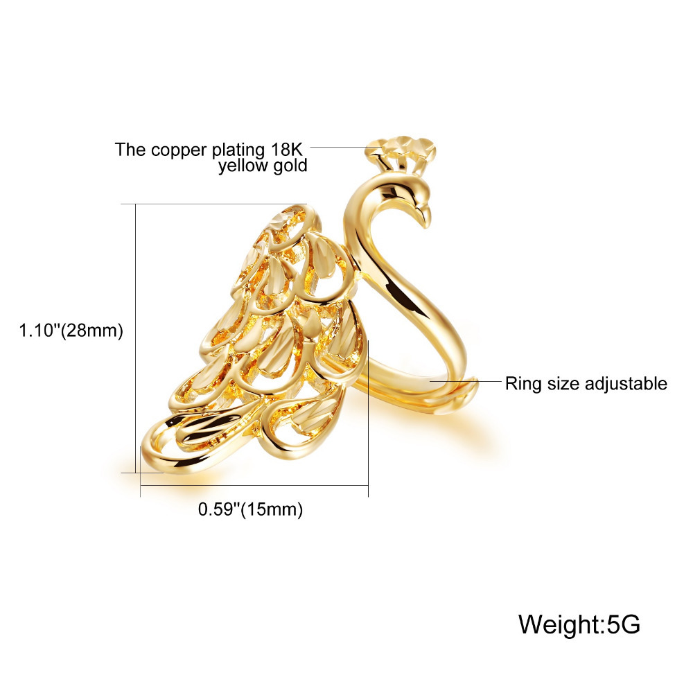 ring jewelry sterling rings handmade original bird women phoenix thai fnj new silver fashion viking for itm animal