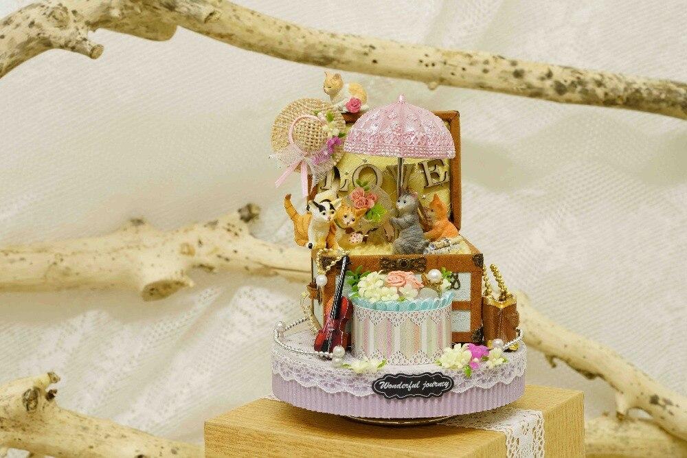 Candy Cat Doll House Explosion CASA DE BONECA POPPENHUIS Box ...