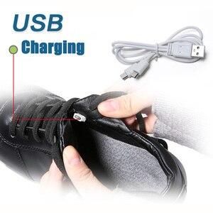 Image 5 - Krasovki baskets lumineuses USB