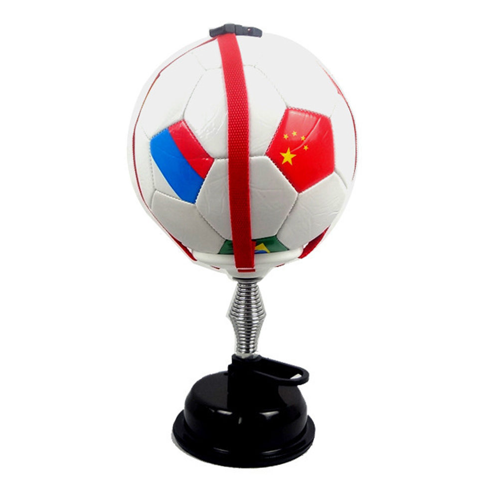 Hot world Football indoor training equipment soccer kick ball speed trainer soccers Practice coach Sports Assistance product