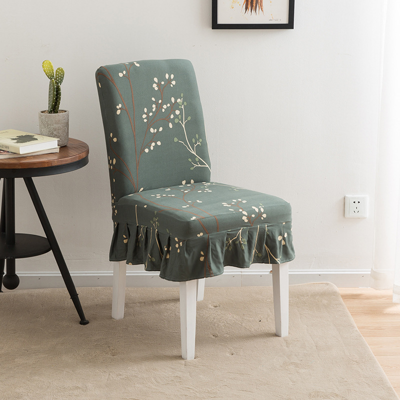 Wholesale Dining Room Chairs: Household Elastic Conjoined Chairs Wholesale Hotels