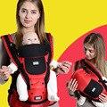 2 - 48 meses mais popular de / Top baby Sling criança envoltório Rider bebê mochila / de alta qualidade e de suspensórios