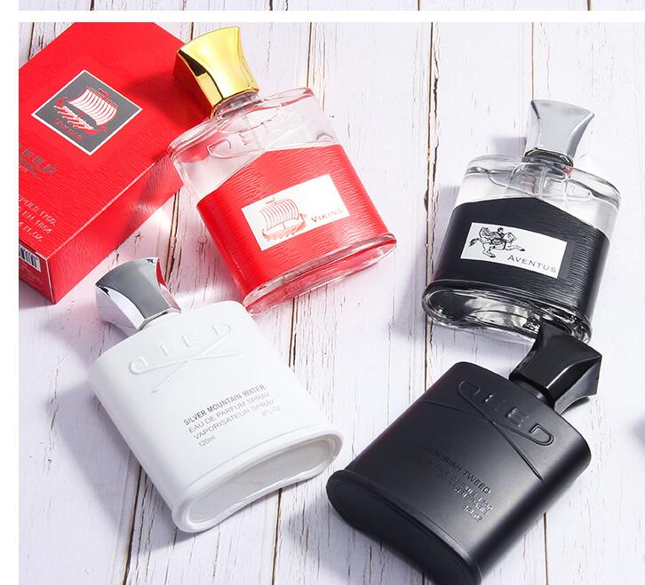 Ireland silver mountain spring men's perfume 120ml natural fresh manly ocean fragrance