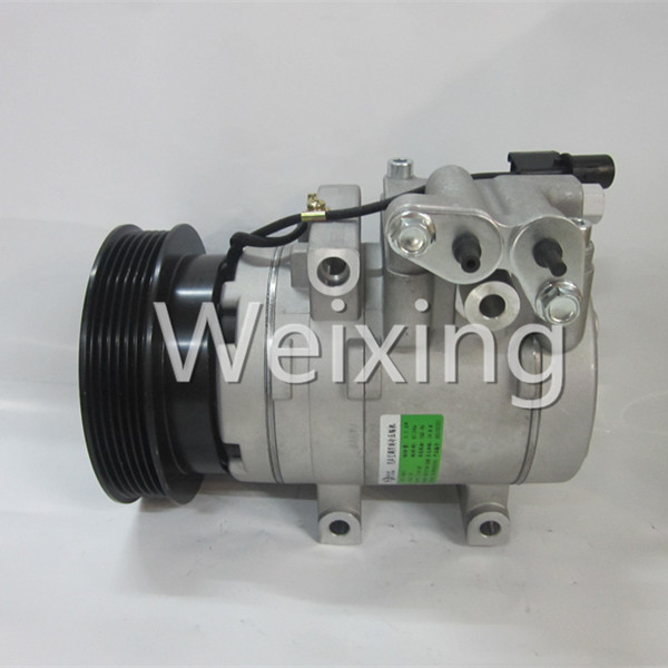 air conditioning system compressor HS15 for Hyundai Accent II Accent Saloon Click 97701-17000 9770125200