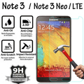 SM-N7505 /SM-N900 N9005 Protective Glass For Samsung Note 3 Note3 Neo LTE Tempered Glass Film for GALAXY Note 3 Screen Protector