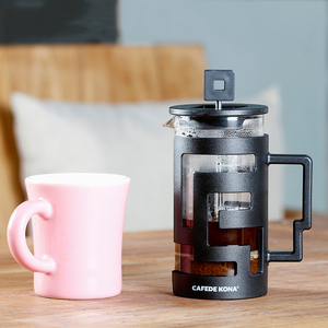 Image 3 - Cafetiere French Press Coffee Maker 350ML 800ML Percolators Coffee Maker Coffee Pot With Food Grade Glass wall Give a Spoon
