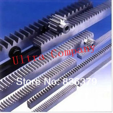 CNC Mod 1 Rack Gear  Steel Right Teeth 15 x 15 Length in 1000mm cnc machine