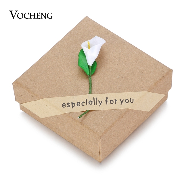 Creative Brown Paper Packing Box for Drop Shipping Orders V-746