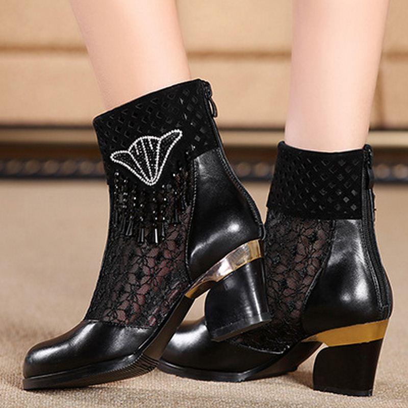Mesh Pompes Light Femmes Designer Aa20179 Casual Célèbre Chaussures kaki Épais Noir Talons Respirant Weight A1anXpTx