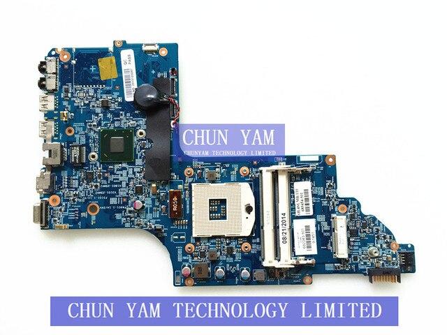 682043-501 para hp envy dv7 dv7t dv7-7000 series laptop motherboard 682043-001 48.4st04.021 mainboard 100% probado garantía de 90 días