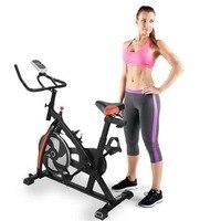Мини Велоспорт велотренажер оборудования Крытый велосипед тренер бытовой велотренажеры здоровый велотренажеры