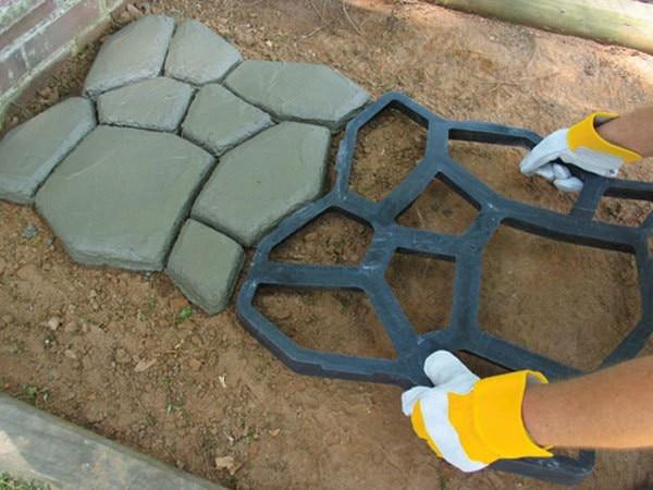 Achetez en gros moules b ton en ligne des grossistes moules b ton chino - Moule pour dalle beton ...