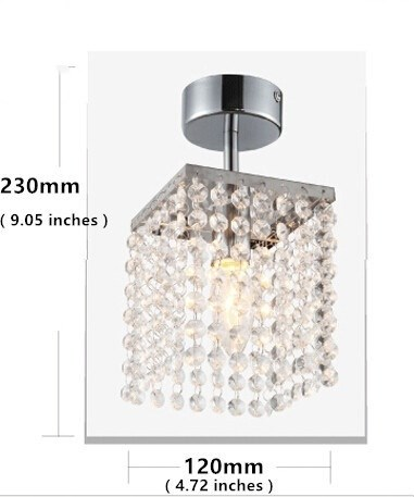 Us 24 37 47 Off Luxury Modern Led Chandelier Lighting Stairs Crystal Light Up Polished Steel Hanging Er Cristal In Chandeliers From