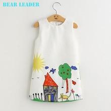 Bear Leader Graffiti Print Design for Girls
