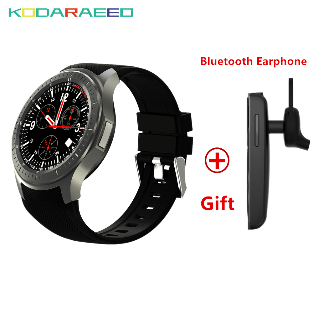 DM368 3G Smart Watch MTK6580 Android 5.1 Quad Core Heart Rate GPS Smartwatch for IOS&Android Phone Watch PK KW88 KW99+Headset new dm368 smart watch phone andriod mtk6580 quad core android watch 3g wifi gps bluetooth heart rate monitor smartwatch