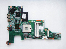 646176-001 Laptop Motherboard for HP CQ43 intel HM55 ATI HD 6370 DDR3 Mainboard full tested