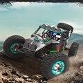 K949 WLtoys RC Rastreadores de Rock 2.4G 4WD Coche 1/10 30 KM/H eléctrica 2.4G Coche de Carreras de Control Remoto Mejor Regalo de Cumpleaños Para niños
