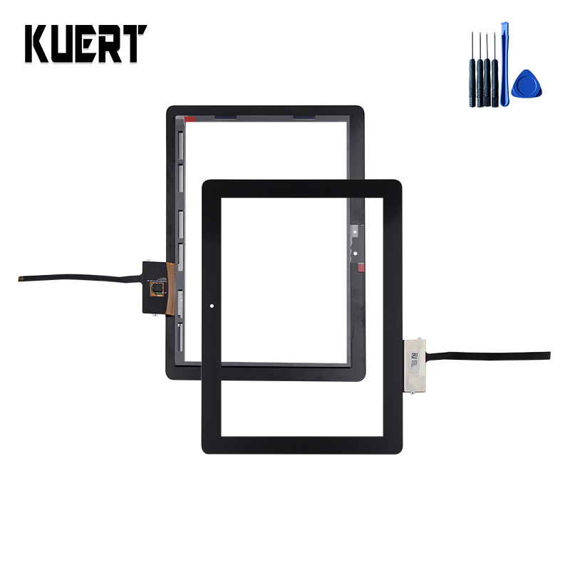 For Huawei Mediapad 10 FHD S10-101 S10-101U S10-101W Touch Screen Panel Digitizer Glass Accessories Parts