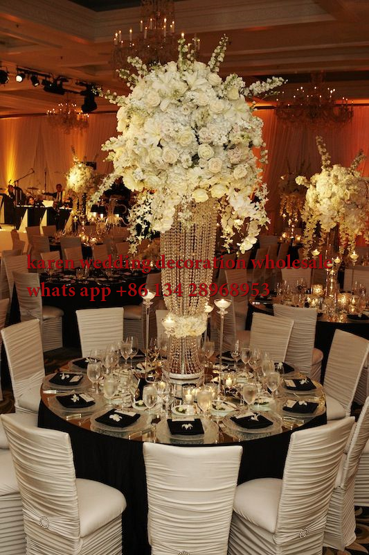 Compare prices on crystal wedding centerpieces online