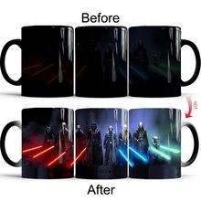 Tea Cups Home Decor Gifts Star Wars Coffee Magic Anime Mugs