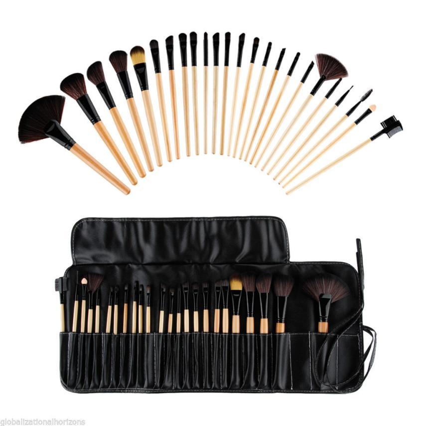 15 Color Concealer Palette + Sponge Puff + 24 PCS Cosmetic makeup brushesx703 5Up тональный крем 15 color concealer 15 2 1 asbh0012 jhbh052