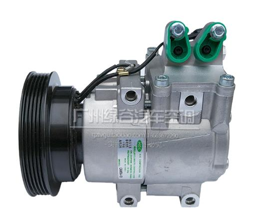 A/c Ac Aria Condizionata Pompa Di Raffreddamento Del Compressore Hcc Frizione 4pk Pv4 12 V Per Auto Cinese Jac Affinare J5