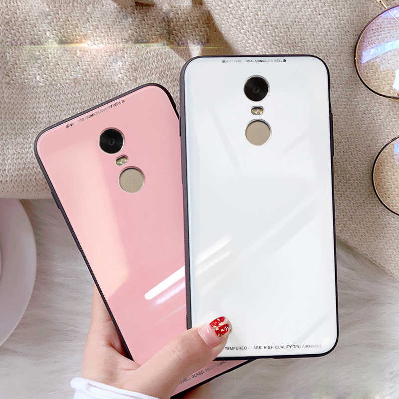 Tempered Glass Coque Cover 5.5For Xiaomi Redmi Note 4X Case For Xiaomi Redmi Note 4X 4 Note4X Note4 Pro Global Coque Cover Case