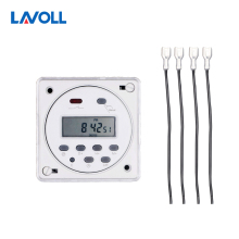 CN101A with cover 4 pcs wires timer relay light switch programmable timer digital timer swith with_220x220 cn101a timer reviews online shopping cn101a timer reviews on cn101a timer wiring diagram at gsmportal.co