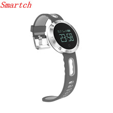Smartch Bluetooth Smart часы смартфон часы Шагомер фитнес часы для IOS Android SmartWatch мужчин/женщин