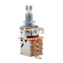 EA14 Guitar Pickup B500K Push Pull Control Pot Potentiometer for Electric Guitar Bass