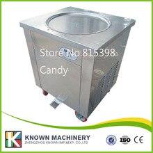 Высокое качество легко работать Таиланд жареное мороженое проката машины с 5% скидкой