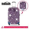 Мода Звезды Эластичный Багажа Защитные Чехлы Для 18 До 30 Дюймов Троллейбус Случае Путешествия Аксессуары Пылезащитный Чемодан Охватывает