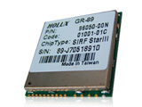 JINYUSHI FOR Holux GR-89 GR89 GPS Navigation module SIRF III chip StarIII 25.4 x 25.4 x 3 mm in stock free shipping image
