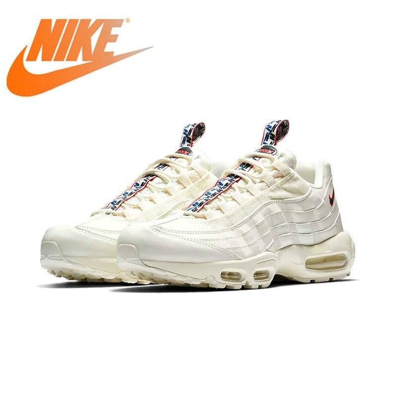 Original authentique Nike Air Max 95 TT chaussures de course pour hommes baskets de plein Air chaussures de Designer athlétique 2019 nouveauté AJ1844