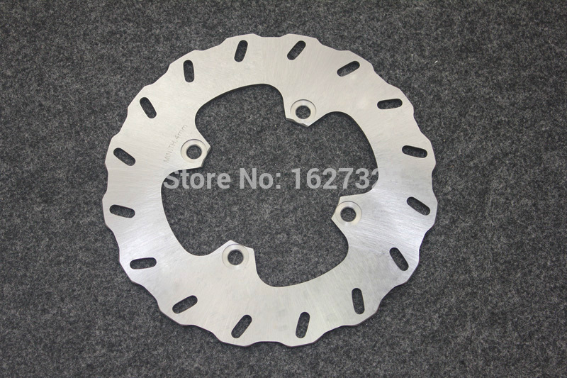 Brand new Motorcycle Rear Brake Disc Rotors For Kawasak ZR 550 ZEPHYR 93-01 Universel motorcycle rear brake disc rotors for suzuki gsx1300r 08 15 correspondence year universal