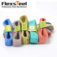 Hot Sale 5PCS Multi-color Soft Tailor Sewing Measuring Tape Plastic Fabric Measure Tape Ruler for Clothes Dresses Child Height
