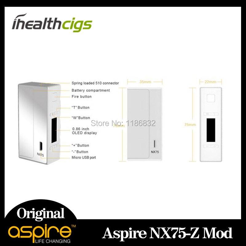 Aspire EVO75 Kit 5