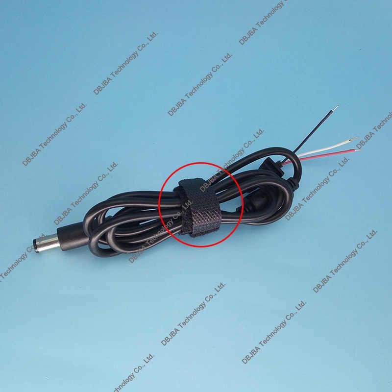 1 Pcs DC 7.4X5.0 7.4*5.0 Mm Sumber Daya Listrik Steker Konektor dengan Kabel/Kabel untuk DELL untuk Laptop Ponsel Adaptor 90 W 65 W Pengisi Daya