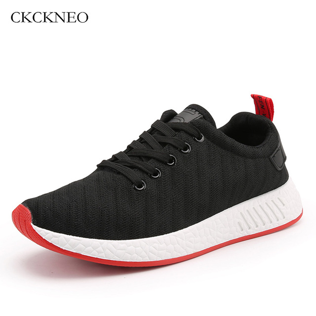 CKCKNEO 2018 New Most Popular Style Men Running Shoes Outdoor Walking Sneakers  Comfortable Athletic Shoes Mens Athletic Shoes 806eeb657966