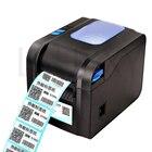 Direct Thermal Line USB port Barcode Label Printer, barcode label thermal printer 20- 80mm thermal barcode printer 1pc