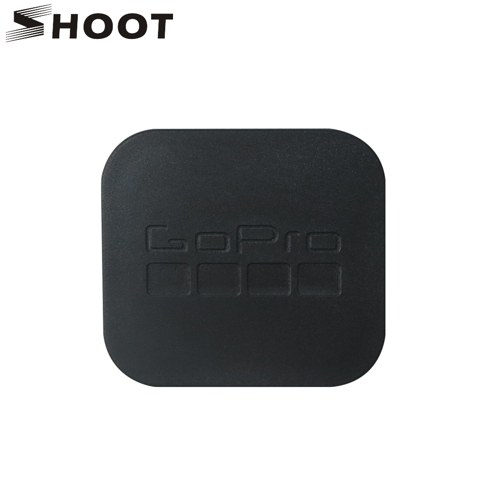 SHOOT Hard Protector Cover Protective Lens Cap For GoPro Hero 5 Black Edition Camera For Go pro Hero5 Action Camera Accessories