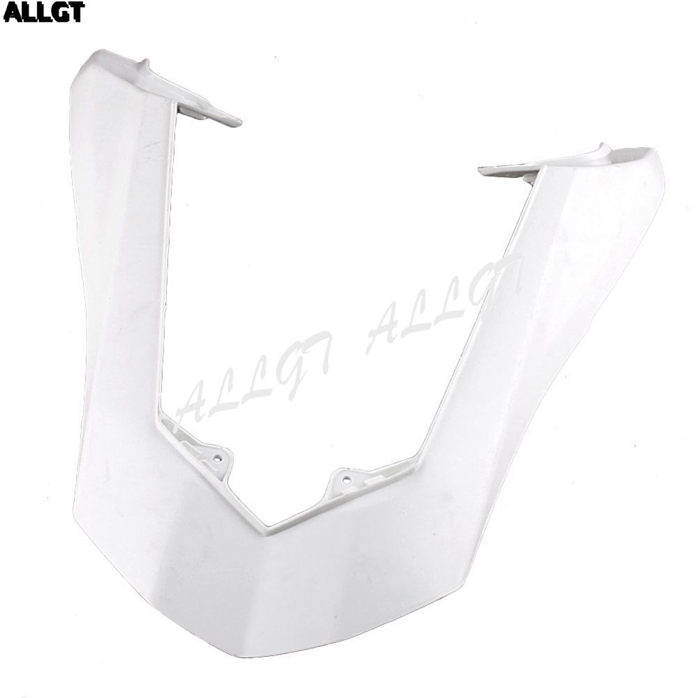 ALLGT Unpainted Tail Rear Fairing For Kawasaki Z1000 2010 2011 unpainted white injection molding bodywork fairing for honda vfr 1200 2012 [ck1051]