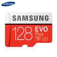 SAMSUNG Speicher Karte Micro SD 32GB 64GB 128GB 256GB 512GB SDHC SDXC Grade EVO + klasse 10 C10 UHS TF SD Karten Trans Flash Microsd