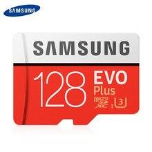 SAMSUNG – carte mémoire Micro SD, 32 go/64 go/128 go/256 go/512 go, SDHC/SDXC, classe 10 EVO +, UHS/TF