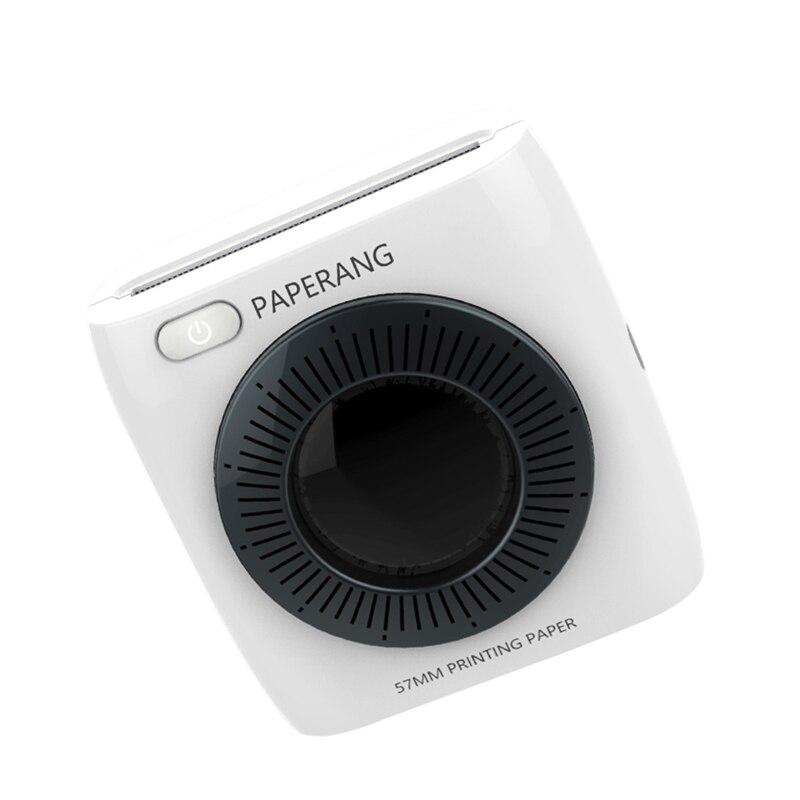 PAPERANG P2 Bluetooth 4,0 портативный термальный фото телефон беспроводное соединение мини принтер - 4