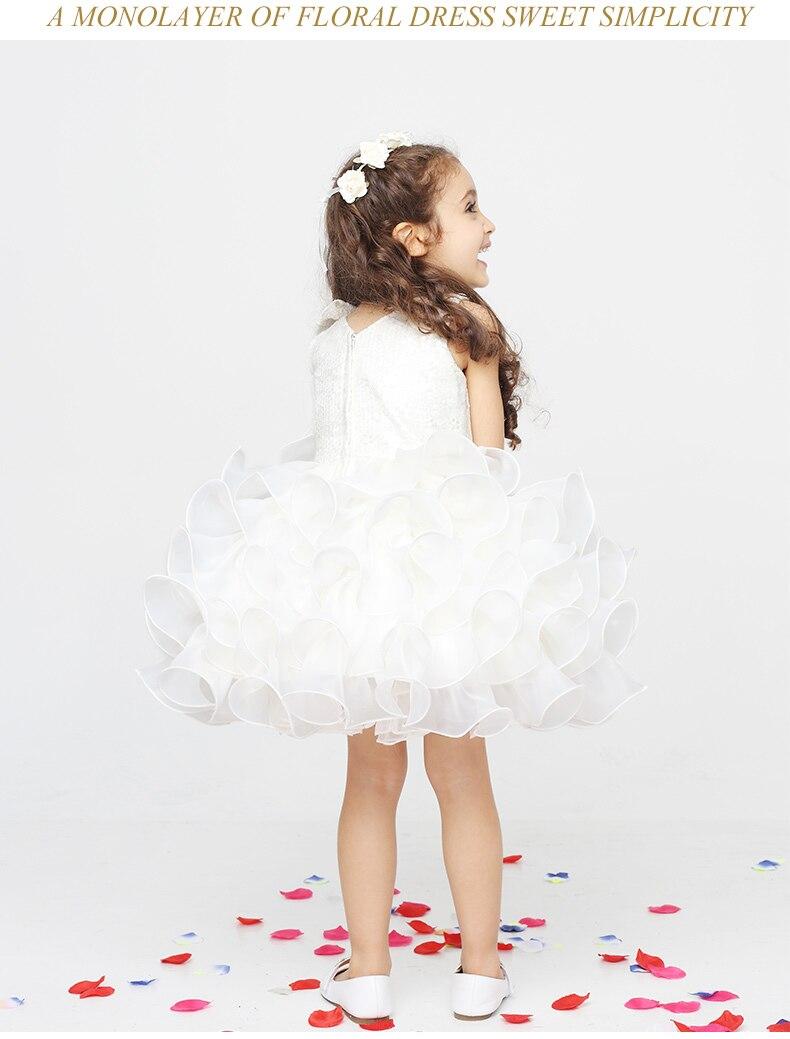 ... Years Old Party Dress Frock Designs. . Elegant Girl Princess Evening  Dress Wedding Girls Costumes Baby Girls 3 4 5 6 7 8. sku  32609717834 64ace036d9fd