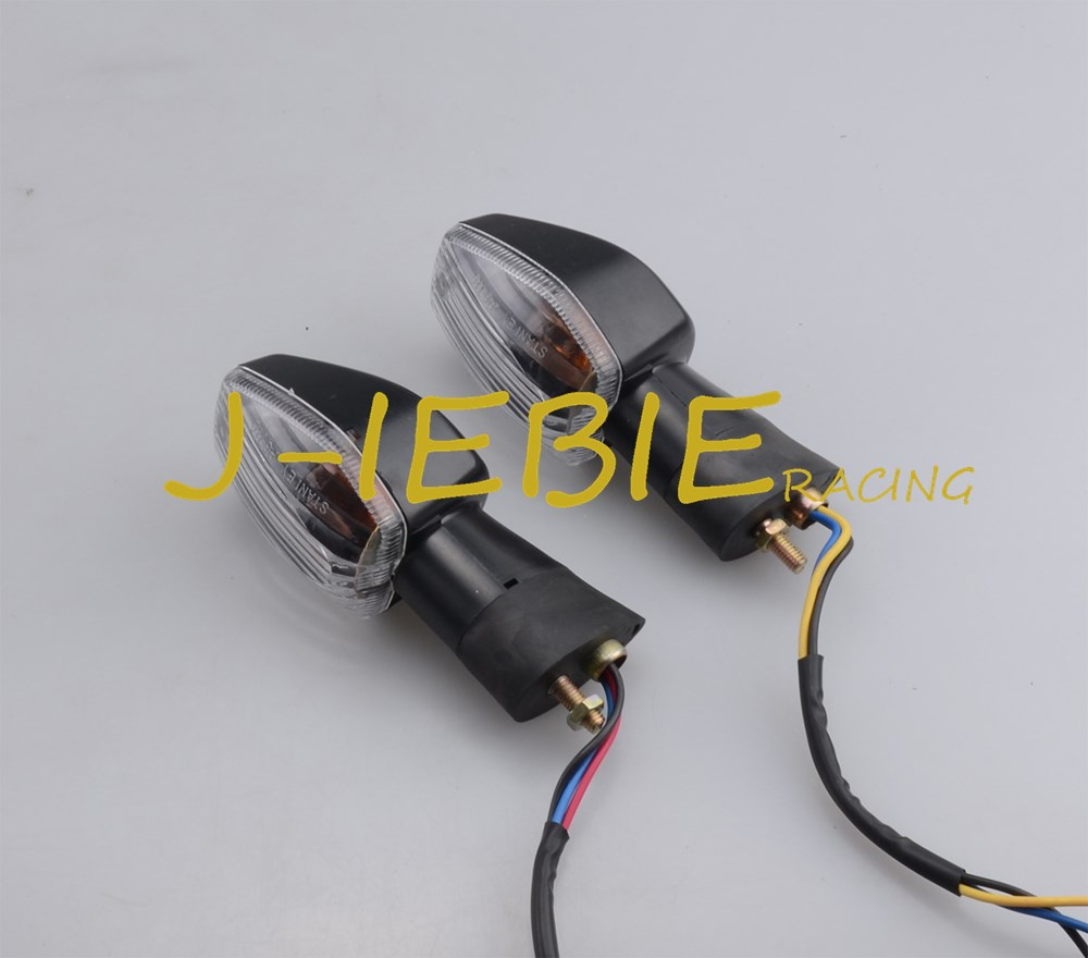 Cbr 929 Rr Wiring Diagram: Clear 3 Wires Turn Indicator Signal Light For HONDA