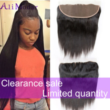 Best 8A Lace Frontal Brazilian Straight Frontal Brazilian Straight Ear to Ear Lace Frontals With Baby