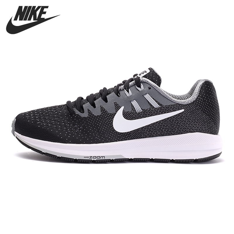 Original New Arrival  NIKE AIR ZOOM STRUCTURE 20 Women's  Running Shoes Sneakers