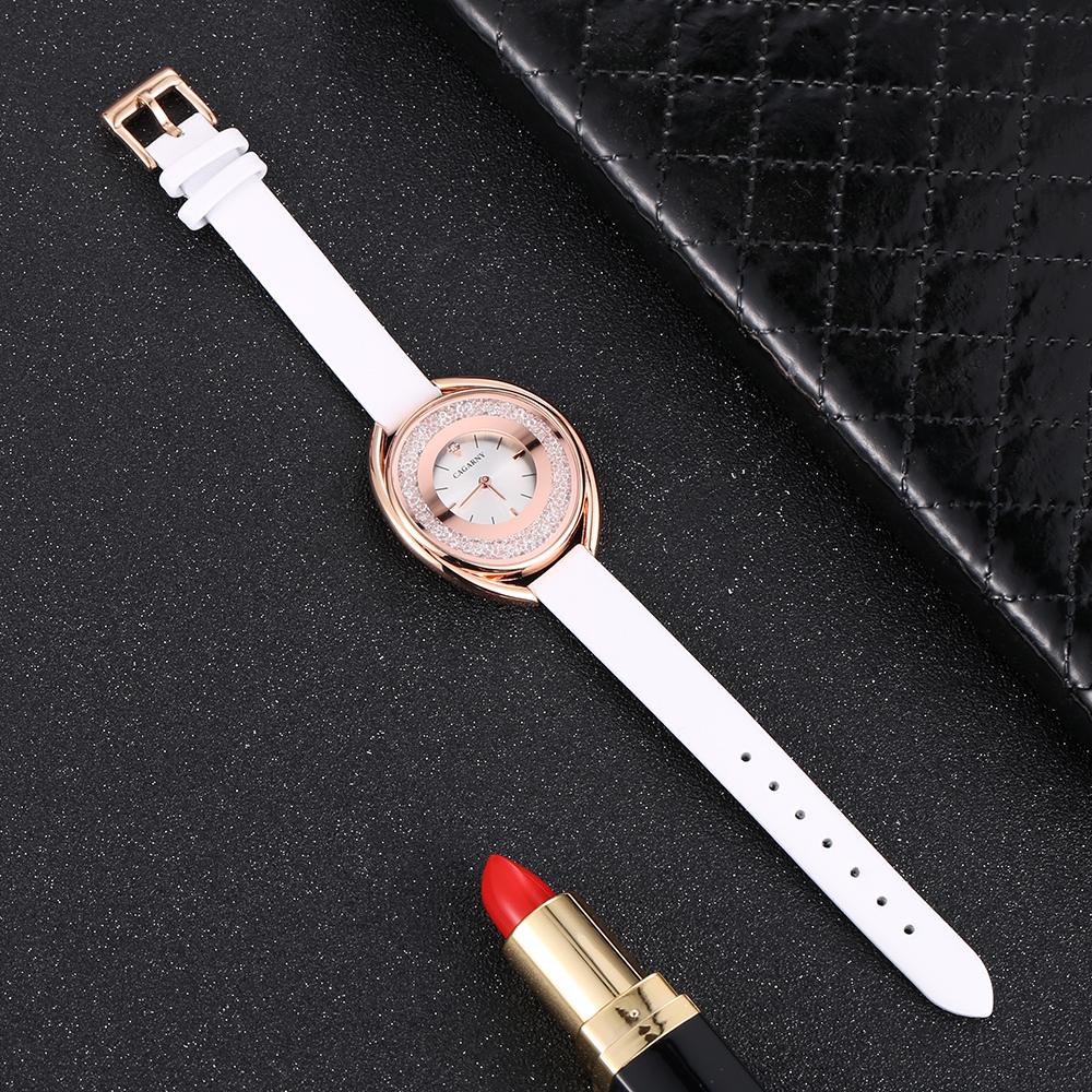 cagarny 2018 Fashion Women Watch Luxury Brand Women Casual Wrist Watch Ladies Quartz Watch Relogio Feminino bayan kol saati wholesale drop shipping (3)
